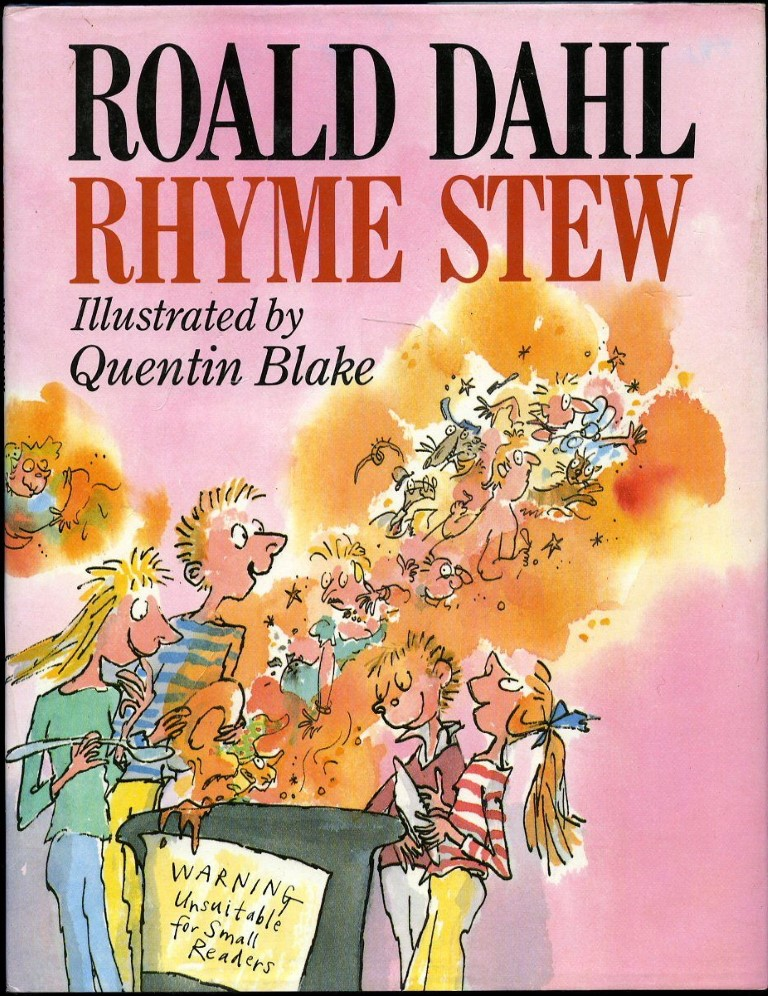 cover image of Rhyme Stew by Dahl for sale in New Zealand