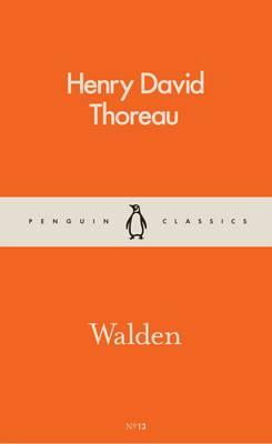 cover image of Walden by Thoreau for sale in New Zealand