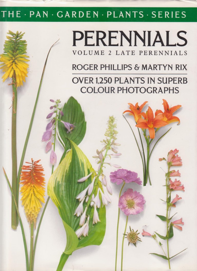 cover image of Perennials. Vol. 2 Late Perennials