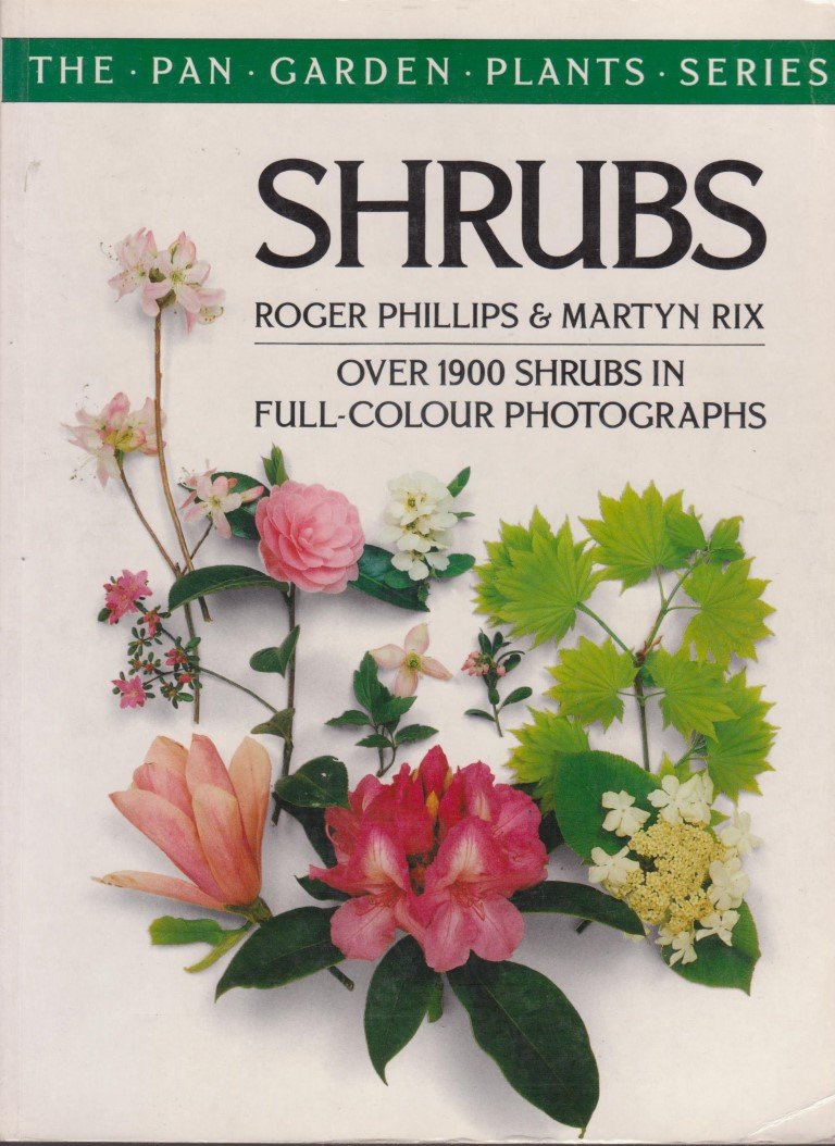 cover image of Shrubs