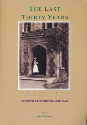 cover image of The Last Thirty Years 1963-1993