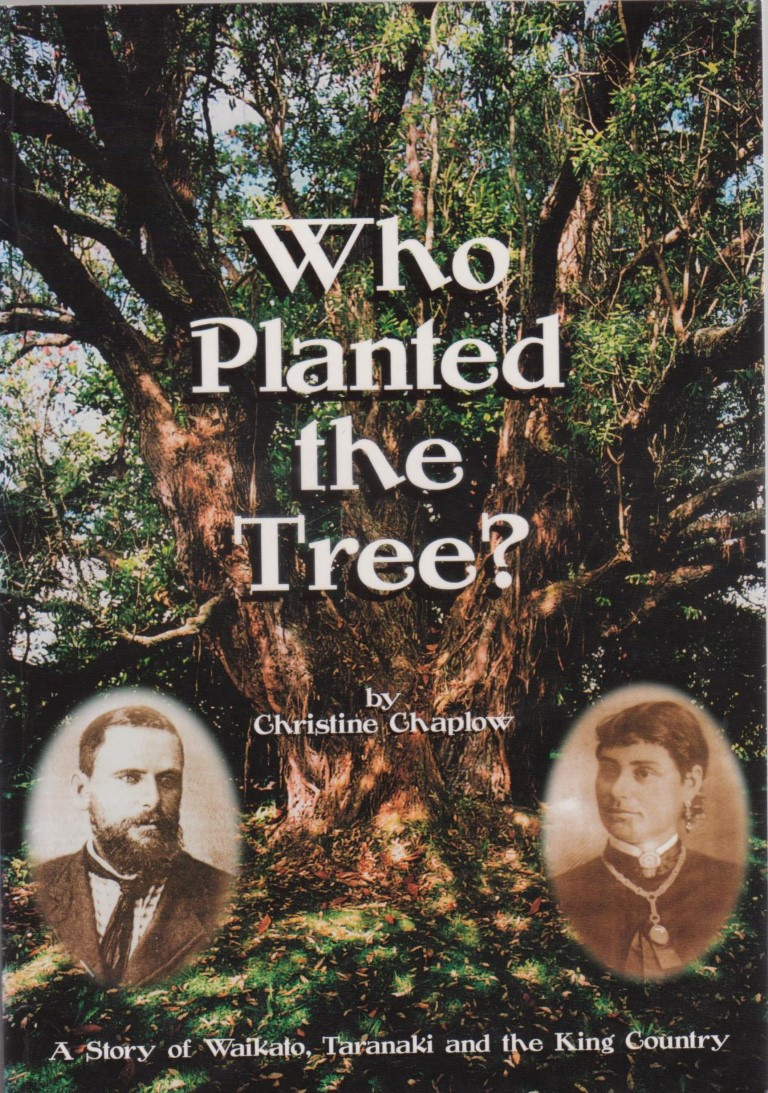 cover image of Who Planted the Tree? A Story of Waikato, Taranaki and the King Country for sale in New Zealand