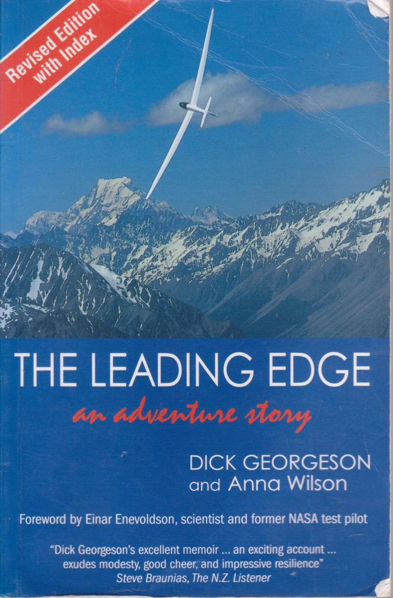 cover image of The Leading Edge: An adventure story, for sale in New Zealand