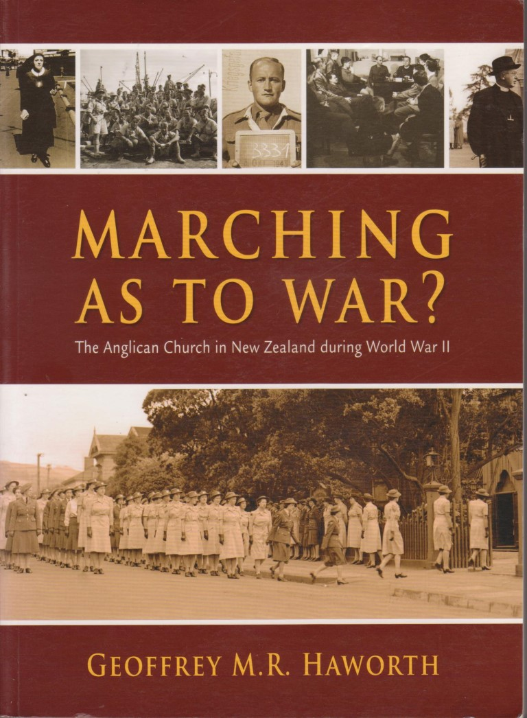 cover image of Marching as to War?, for sale in New Zealand