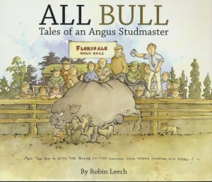 cover image of All Bull, Tales of an Angus Studmaster