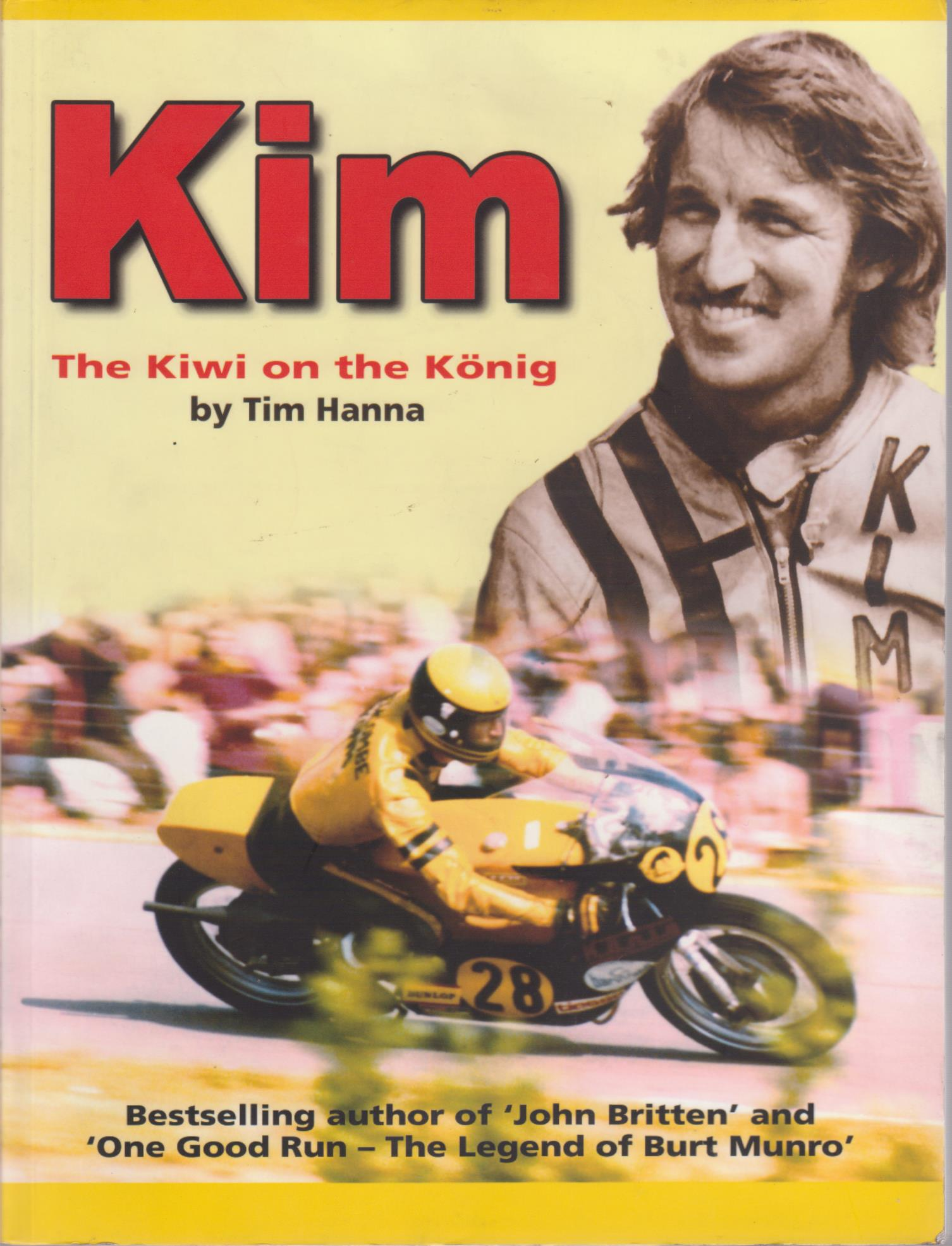 Kim, The Kiwi on the Konig, for sale in New Zealand
