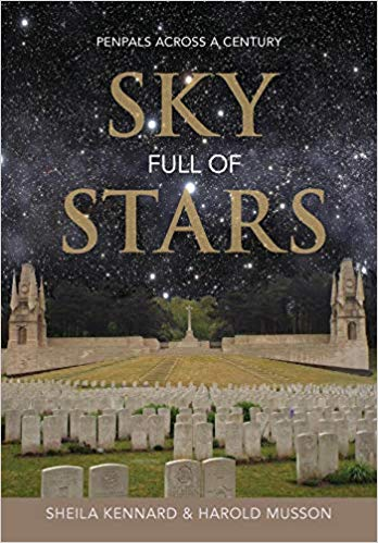 cover image of Sky Full of Stars, Penpals Across A Century for sale in New Zealand