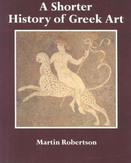 cover image of A Shorter History of Greek Art for sale in New Zealand
