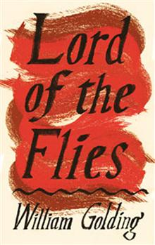 cover image of Lord of the Flies, Faber Firsts