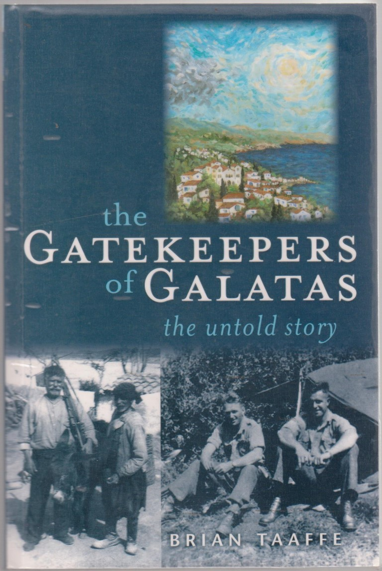 cover image of The Gatekeepers of Galatas - the Untold Story for sale in New Zealand