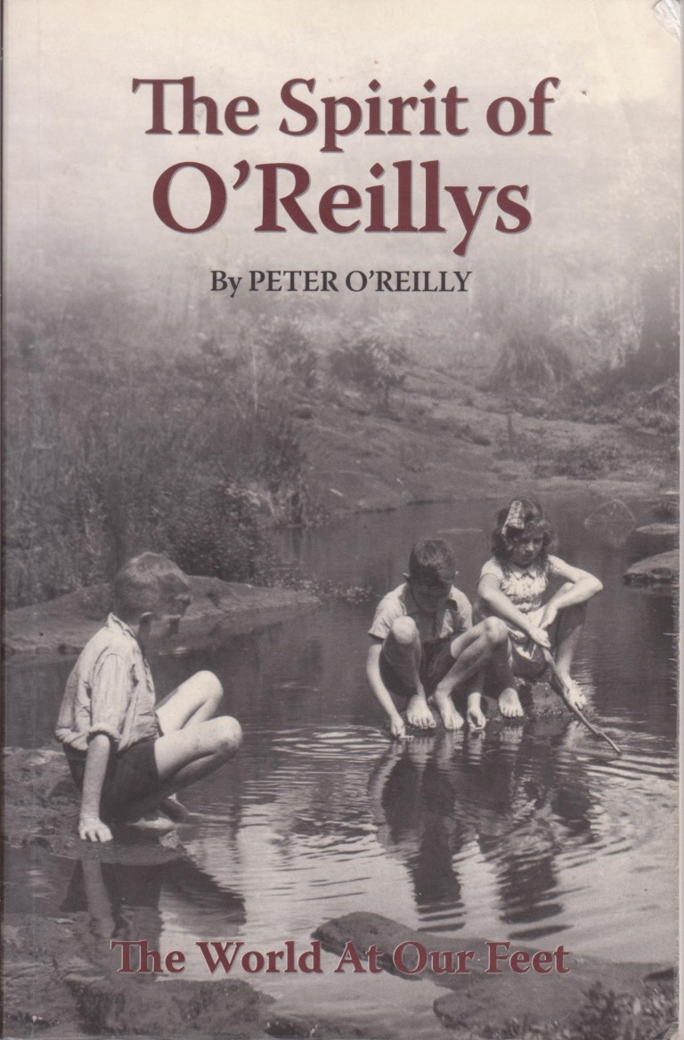 cover image of The Spirit of O'Reillys for sale in New Zealand