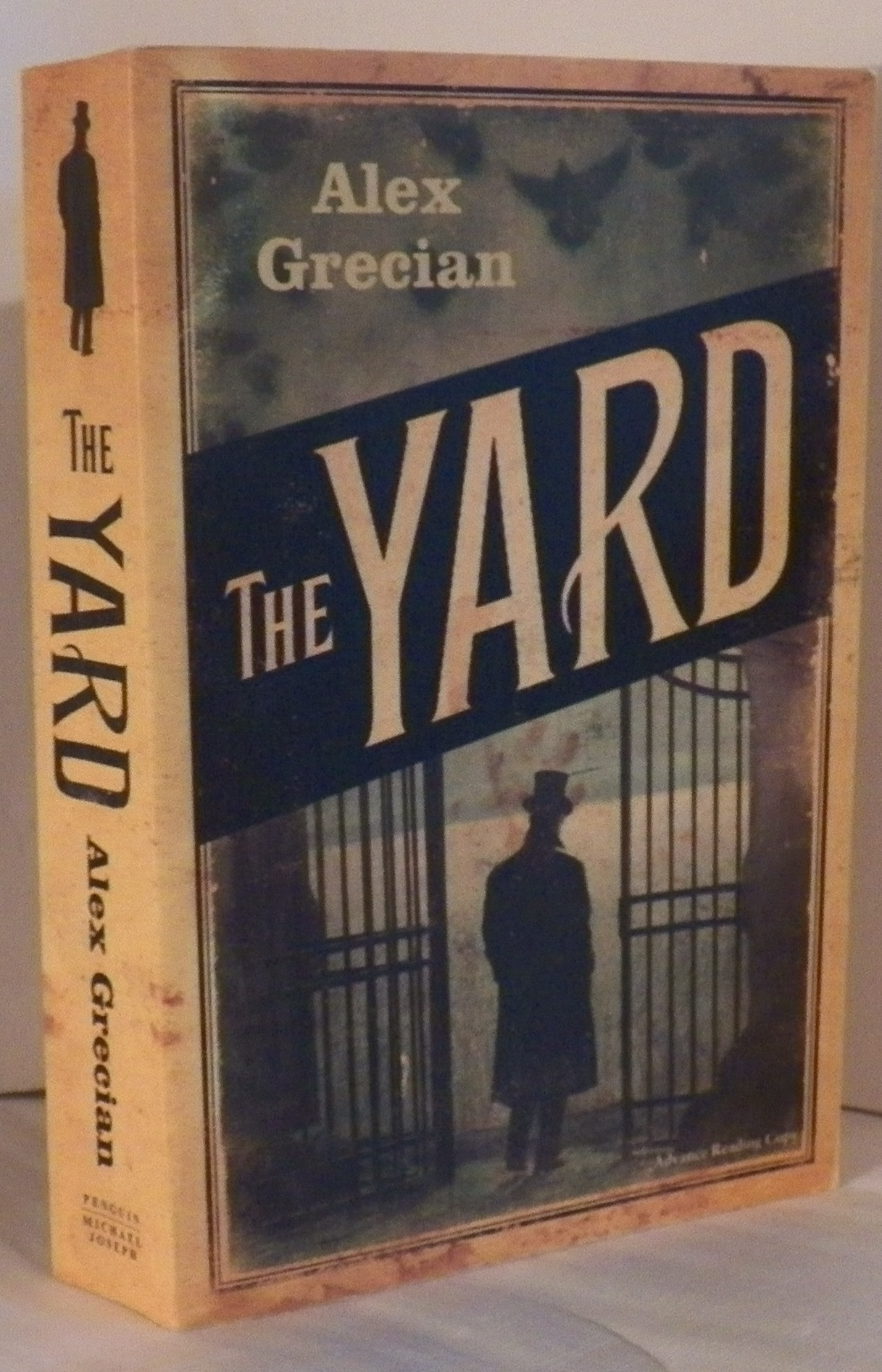 cover image of The Yard, Advanced Reading Copy, for sale in New Zealand