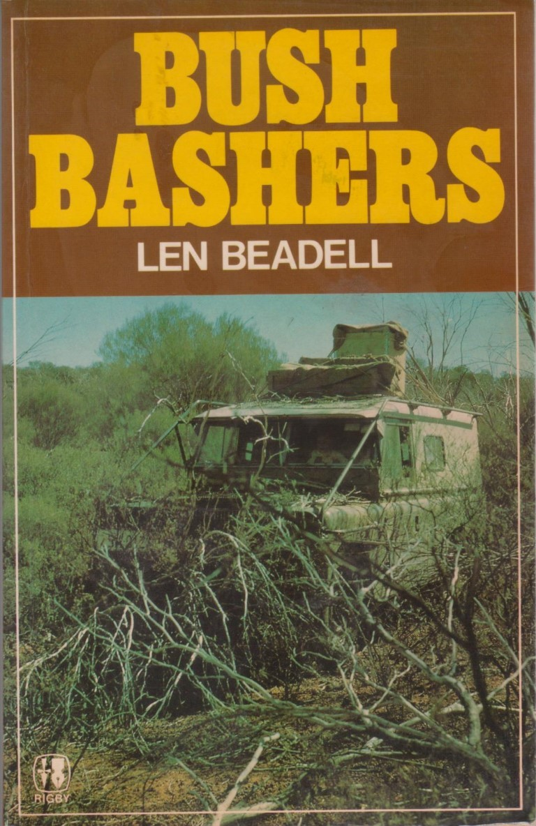 cover image of Bush Bashers, for sale in New Zealand