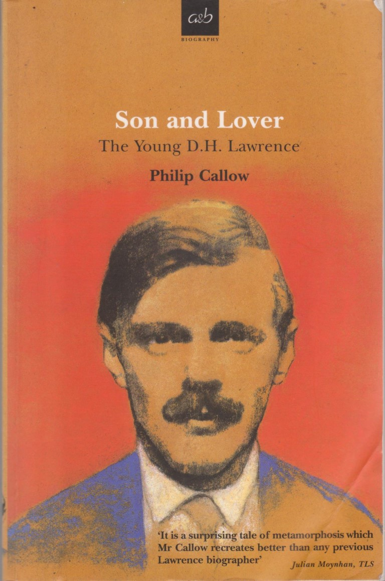 cover image of Son and Lover; The Young D.H. Lawrence, for sale in New Zealand
