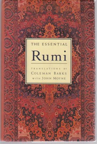 cover image of The Essential Rumi for sale in New Zealand