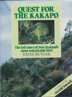 cover image of Quest for the Kakapo