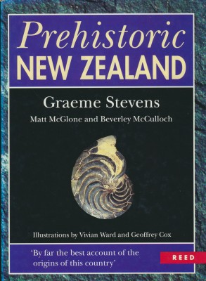 cover image of Prehistoric New Zealand