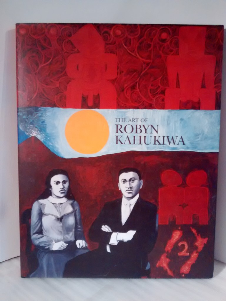 cover image of The Art of Robyn Kahukiwa for sale in New Zealand