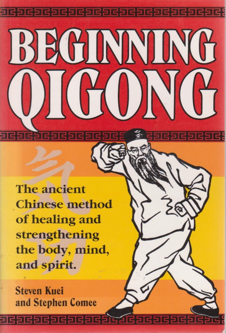cover image of Beginning Qigong for sale in New Zealand
