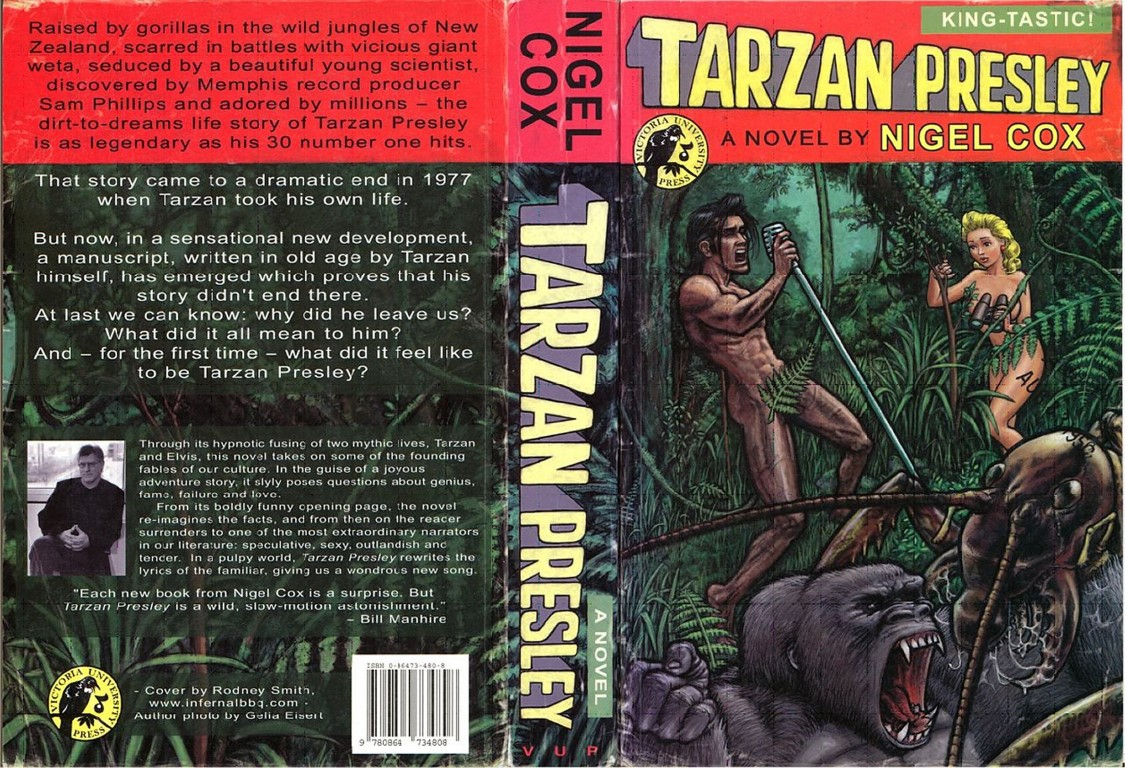 cover image of Tarzan Presley
