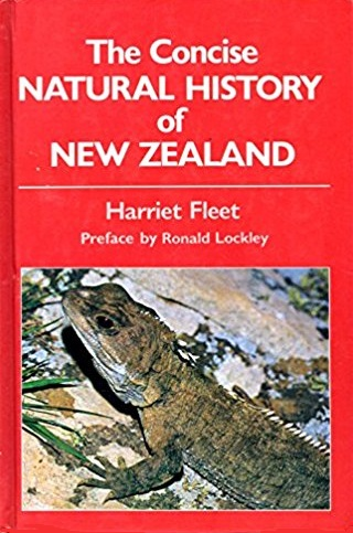 cover image of The Concise Natural History of New Zealand