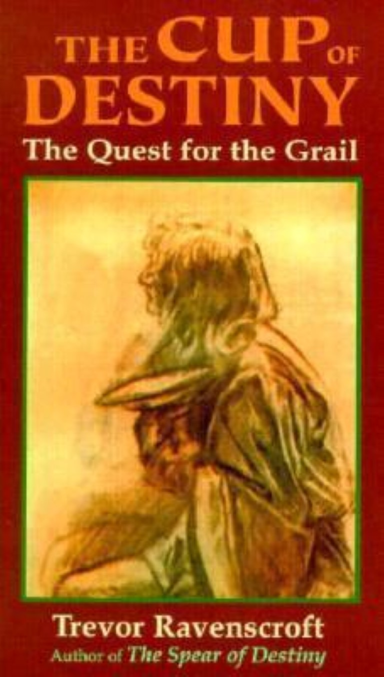 cover image of The Cup of Destiny, the Quest for the Grail, for sale in New Zealand
