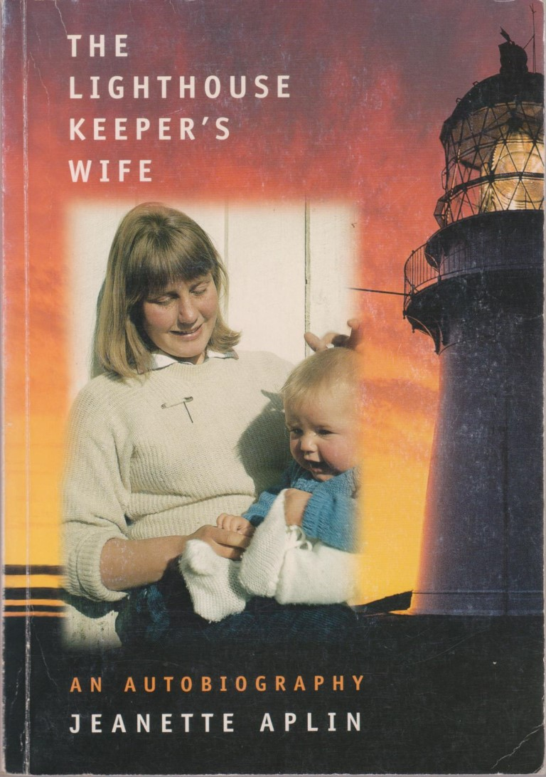 cover image of The Lighthouse Keeper's Wife: An Autobiography