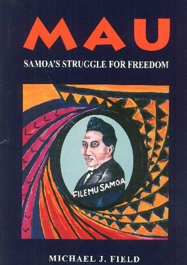 cover image of Mau: Samoas Struggle for Freedom for sale in New Zealand