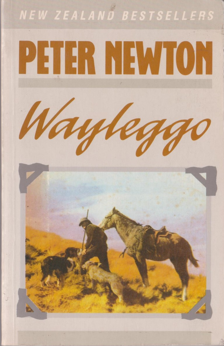 cover image of Wayleggo by Peter Newton, for sale in New Zealand