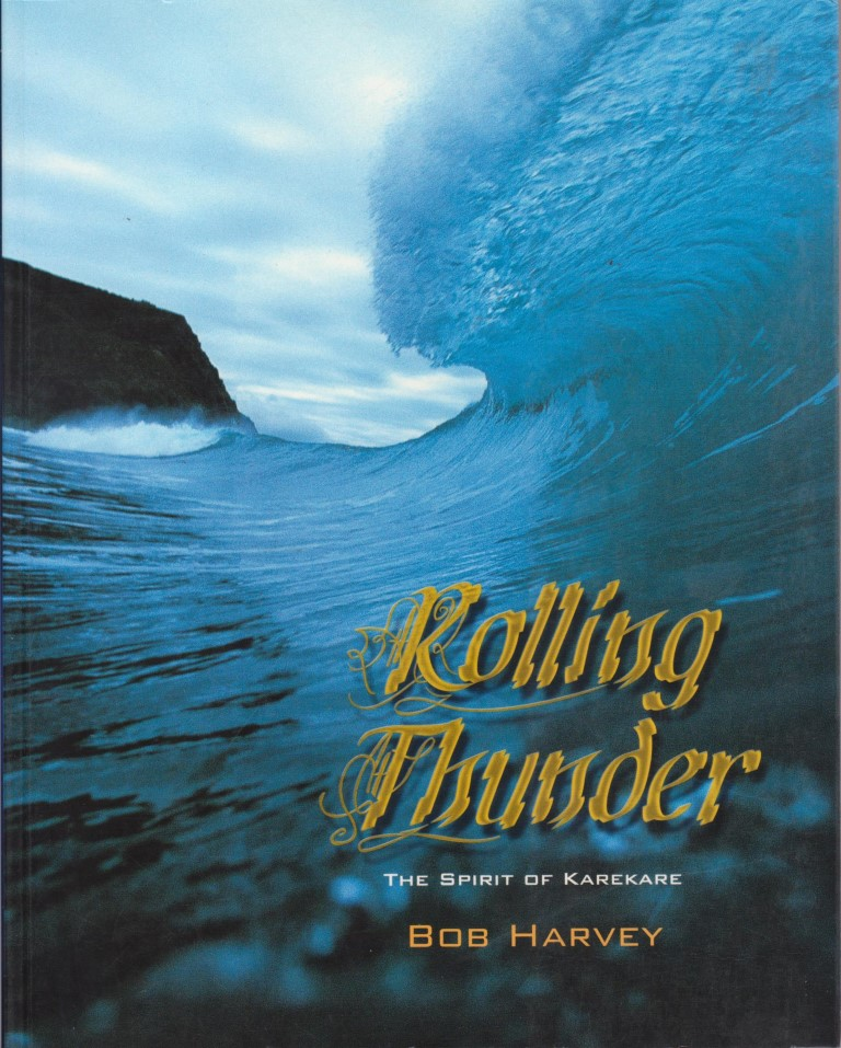 cover image of Rolling Thunder: The spirit of Karekare, for sale in New Zealand