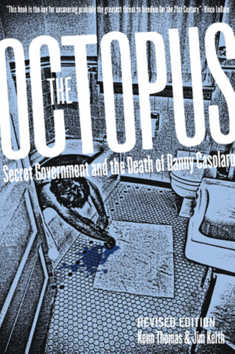 cover image of The Octopus - Revised Edition: Secret Government and the Death of Danny Casolaro for sale in New Zealand