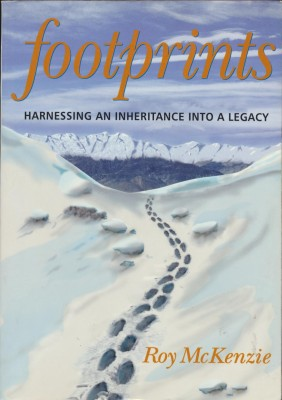 cover image of Footprints, Harnessing an Inheritance into a Legacy for sale in New Zealand