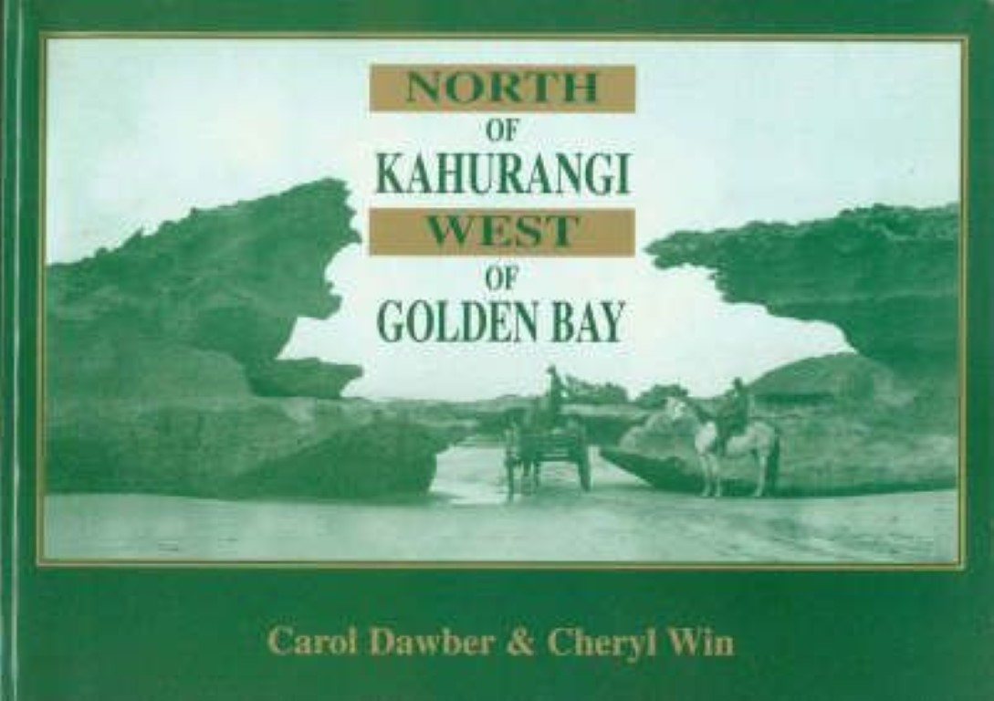 cover image of North of Kahurangi, West of Golden Bay for sale in New Zealand