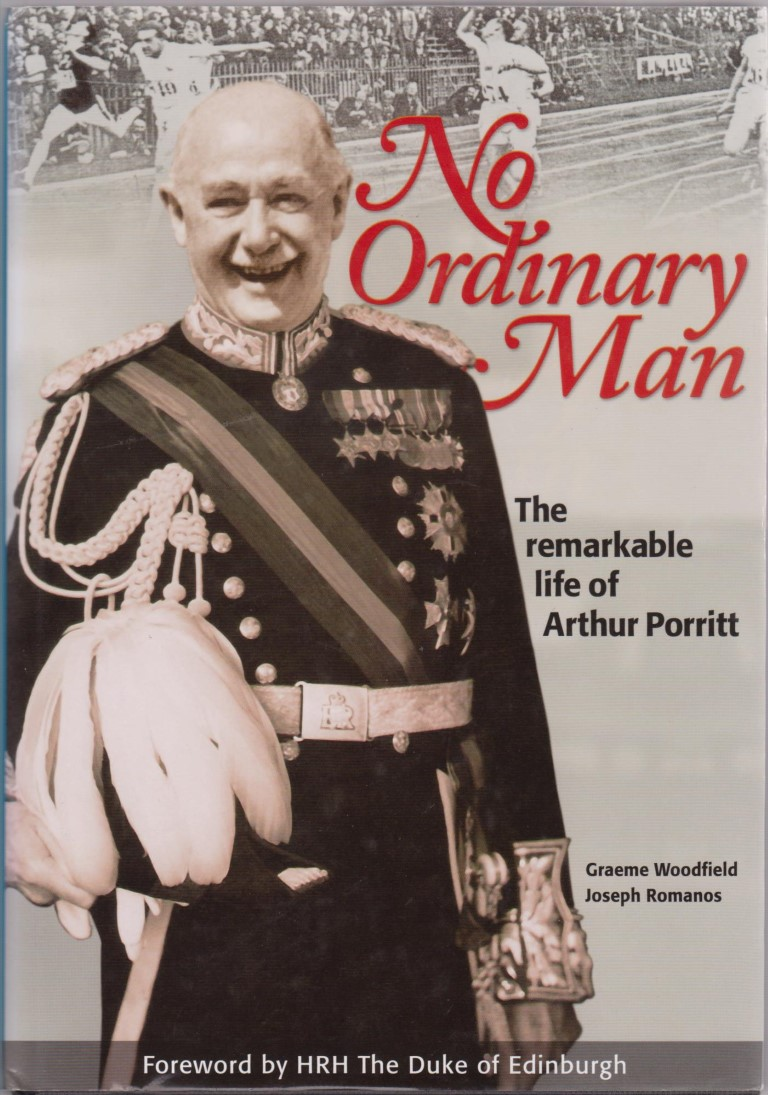 cover image of No Ordinary Man: The remarkable life of Arthur Porritt, for sale in New Zealand