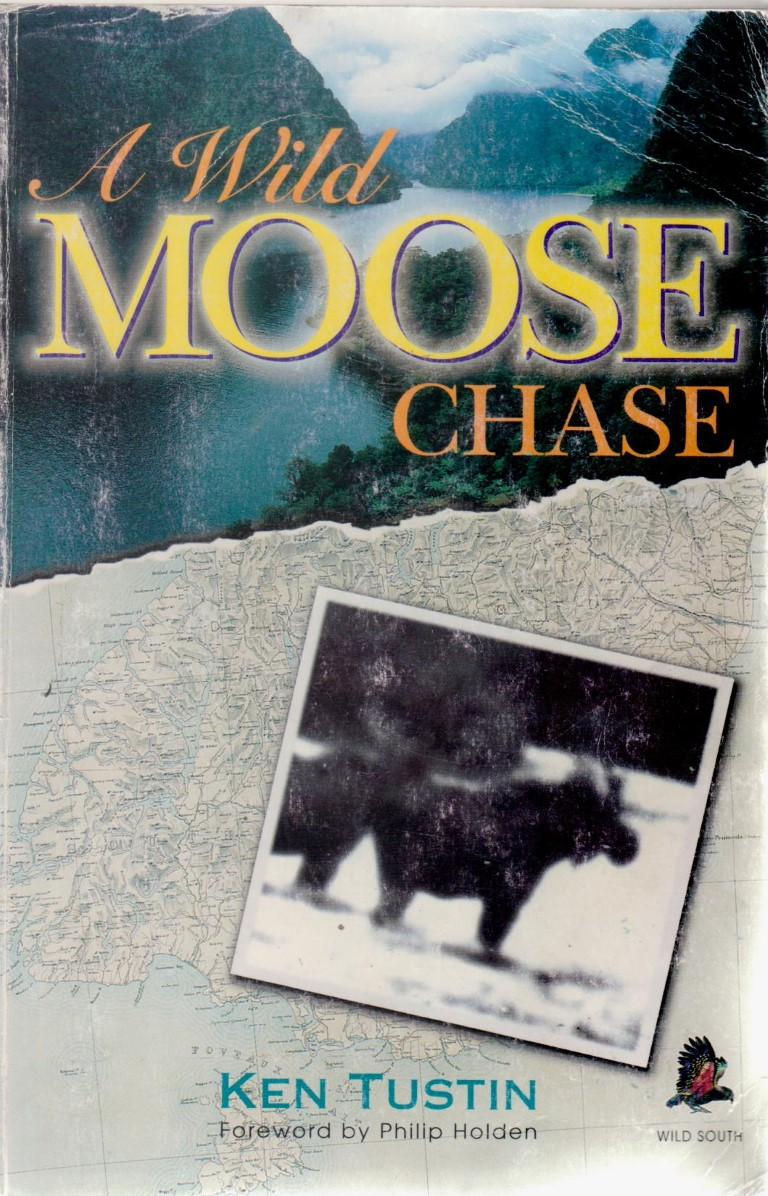 cover image of  A Wild Moose Chase