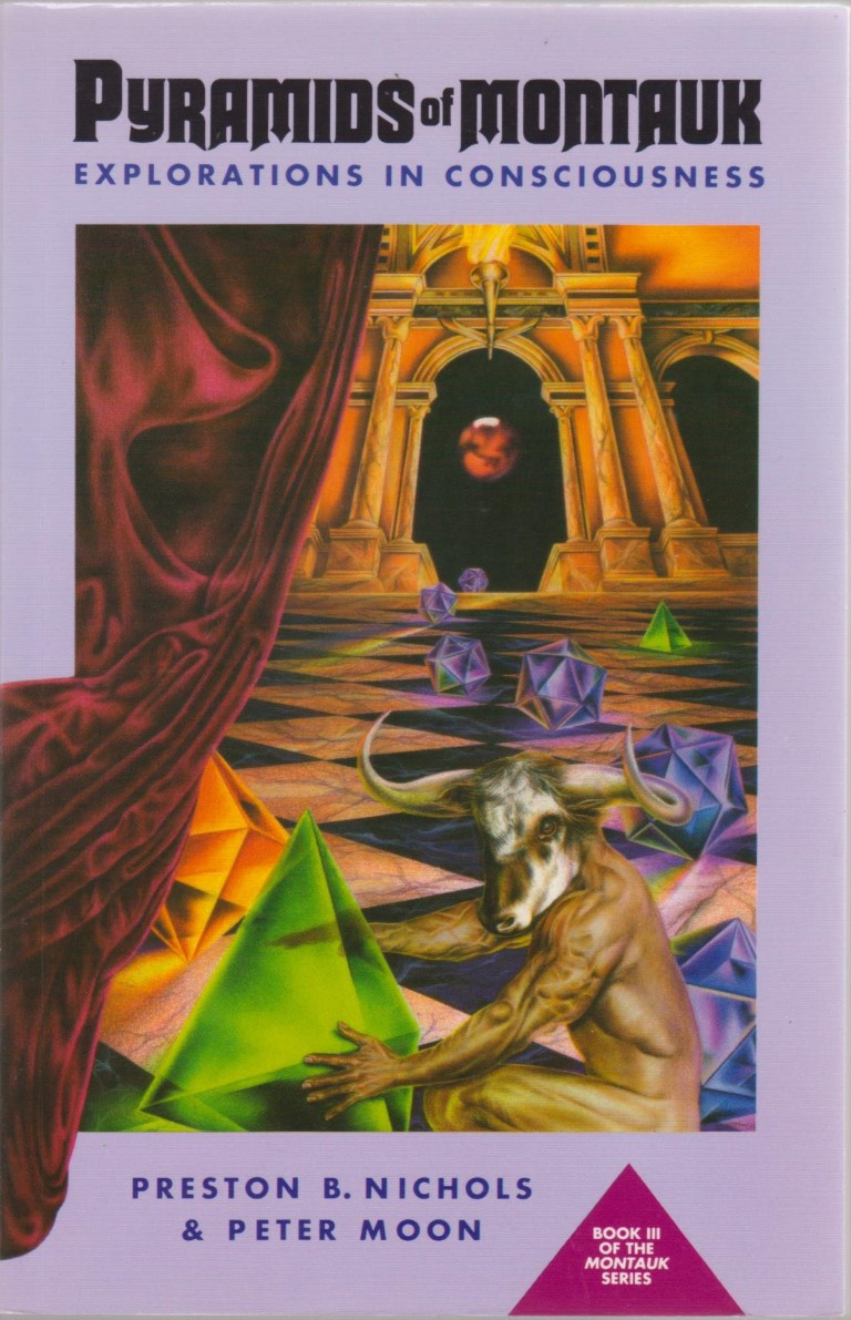 cover image of Pyramids of Montauk: Explorations in Consciousness for sale in New Zealand