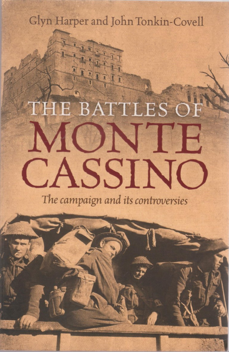 cover image of The Battles of Monte Cassino, The campaign and its controversies for sale in New Zealand