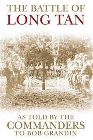 The Battle of Long Tan As Told by the Commanders, for sale in New Zealand