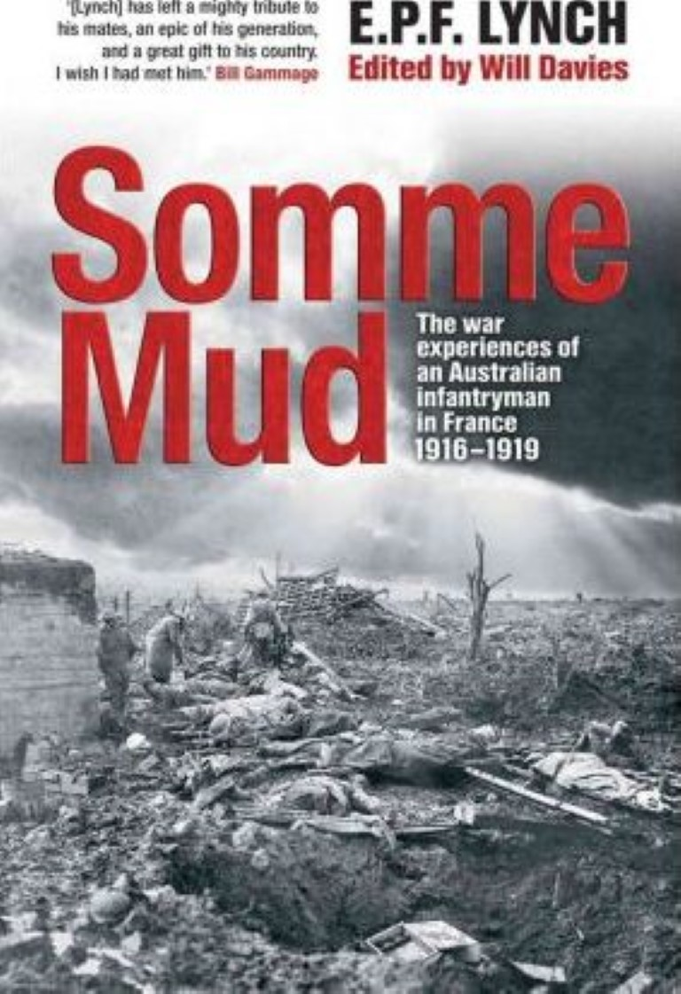 cover image of Somme Mud; The War Experiences of an Australian Infantryman in France, 1916-1919, for sale in New Zealand