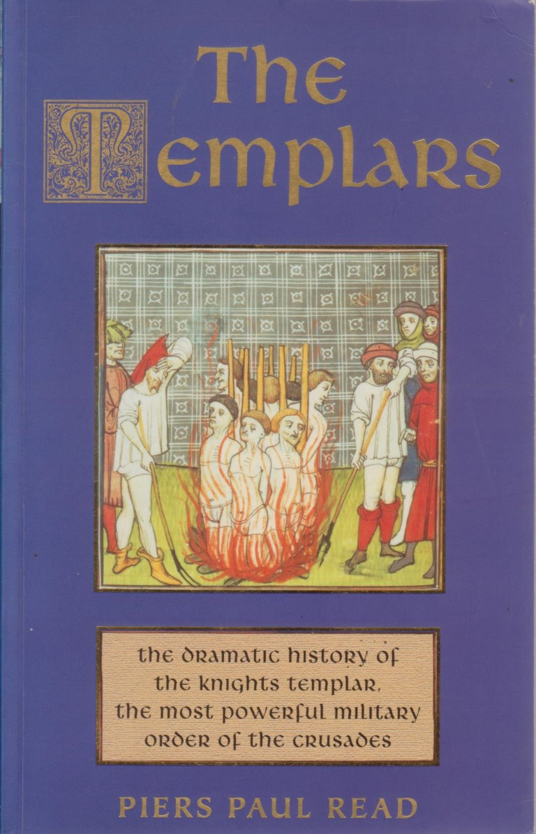cover image of The Templars, for sale in New Zealand