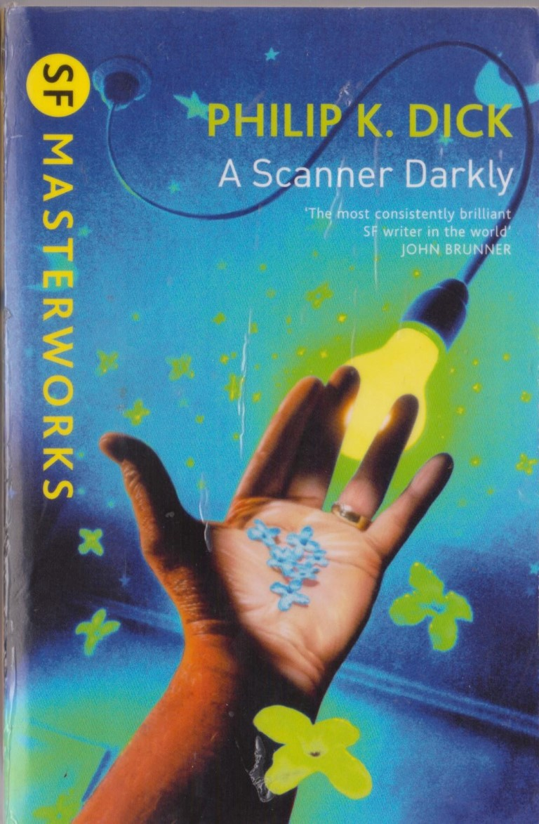 cover image of A Scanner Darkly for sale in New Zealand