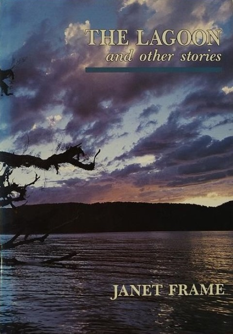 cover image of The Lagoon and other stories
