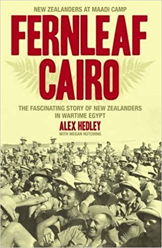 cover image of Fernleaf Cairo: New Zealanders at Maadi Camp