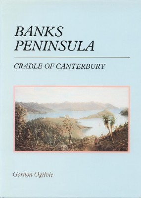 cover image of Banks Peninsula, Cradle of Canterbury