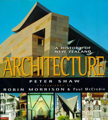 cover image of A History of New Zealand Architecture for sale in New Zealand