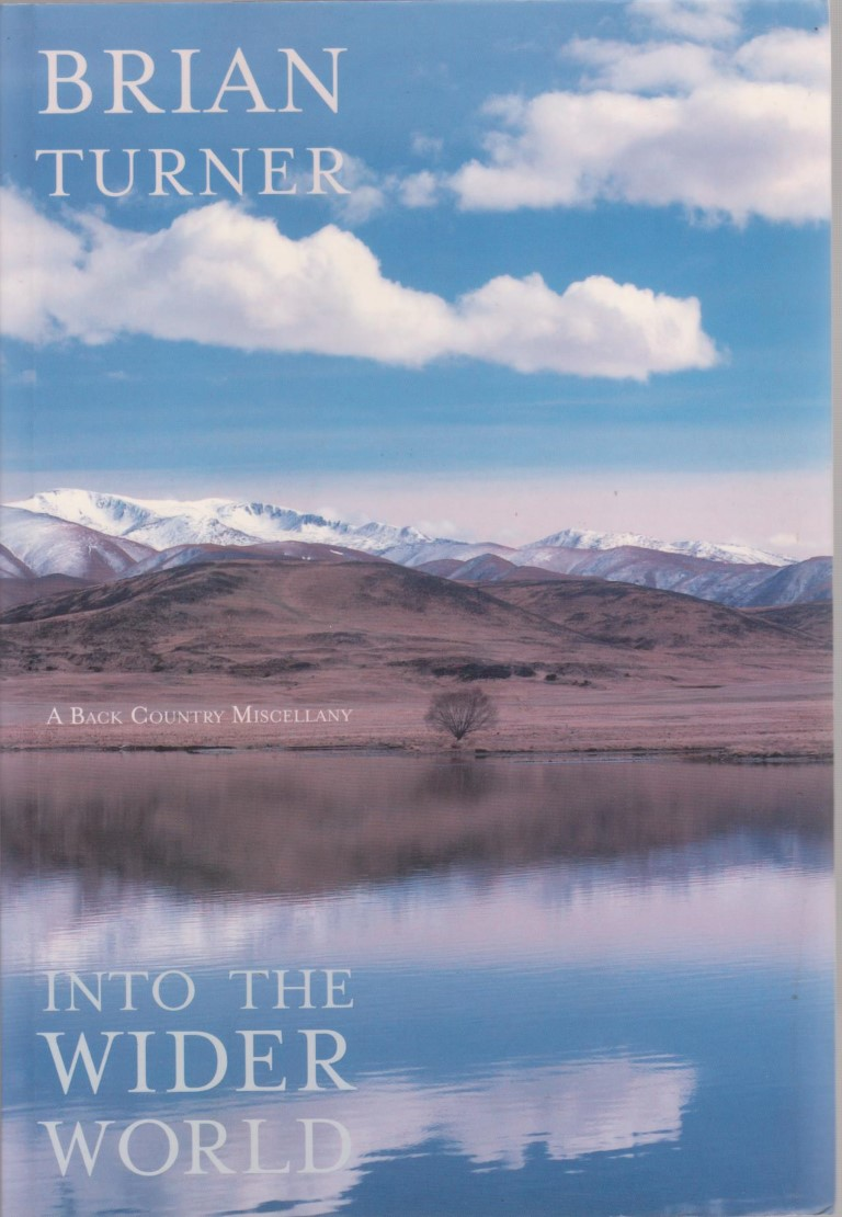 cover image of Into the Wider World: a Back Country Miscellany for sale in New Zealand
