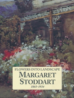 cover image of Flowers into Landscape, Margaret Stoddart 1865-1934 for sale in New Zealand