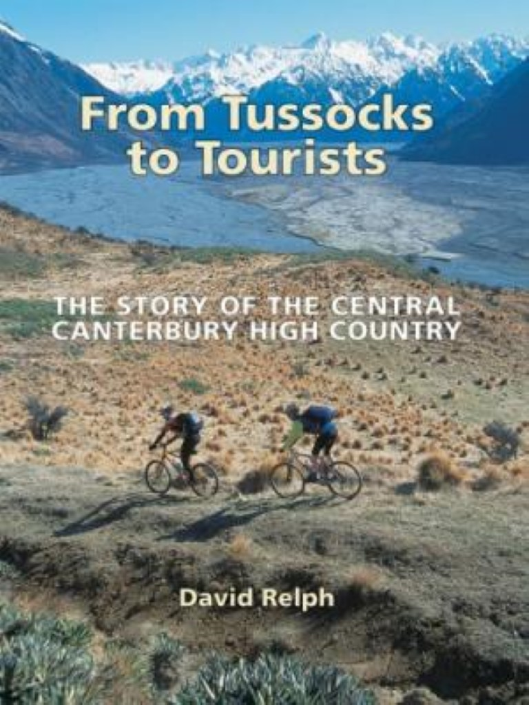 cover image of From Tussocks to Tourists for sale in New Zealand