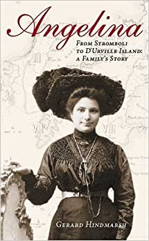 cover image of Angelina From Stromboli to D'Urville Island: A Family's Story, for sale in New Zealand