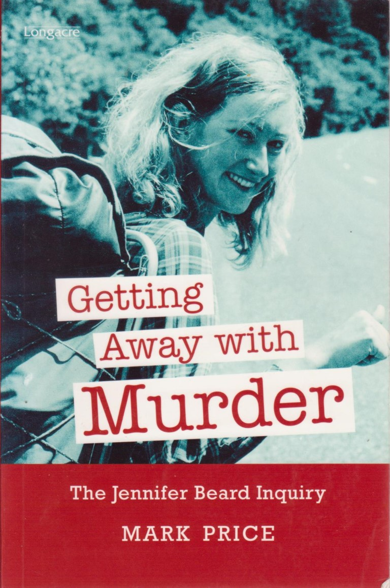 cover image of Getting Away with Murder: The Jennifer Beard Inquiry, for sale in New Zealand